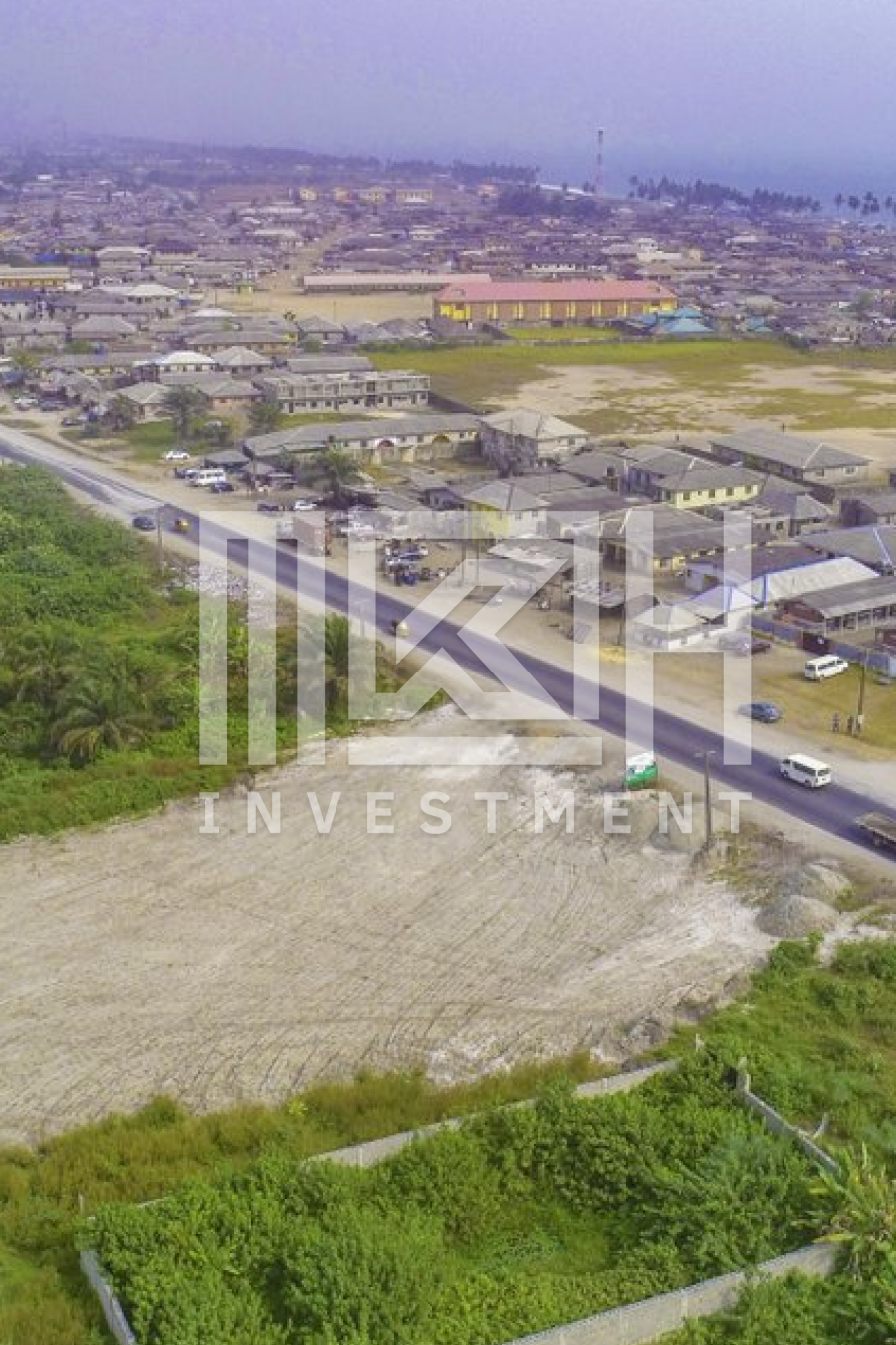 The Wealthy place Ibeju, Lekki