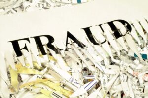 Fraud, real estate scam, investment fraud