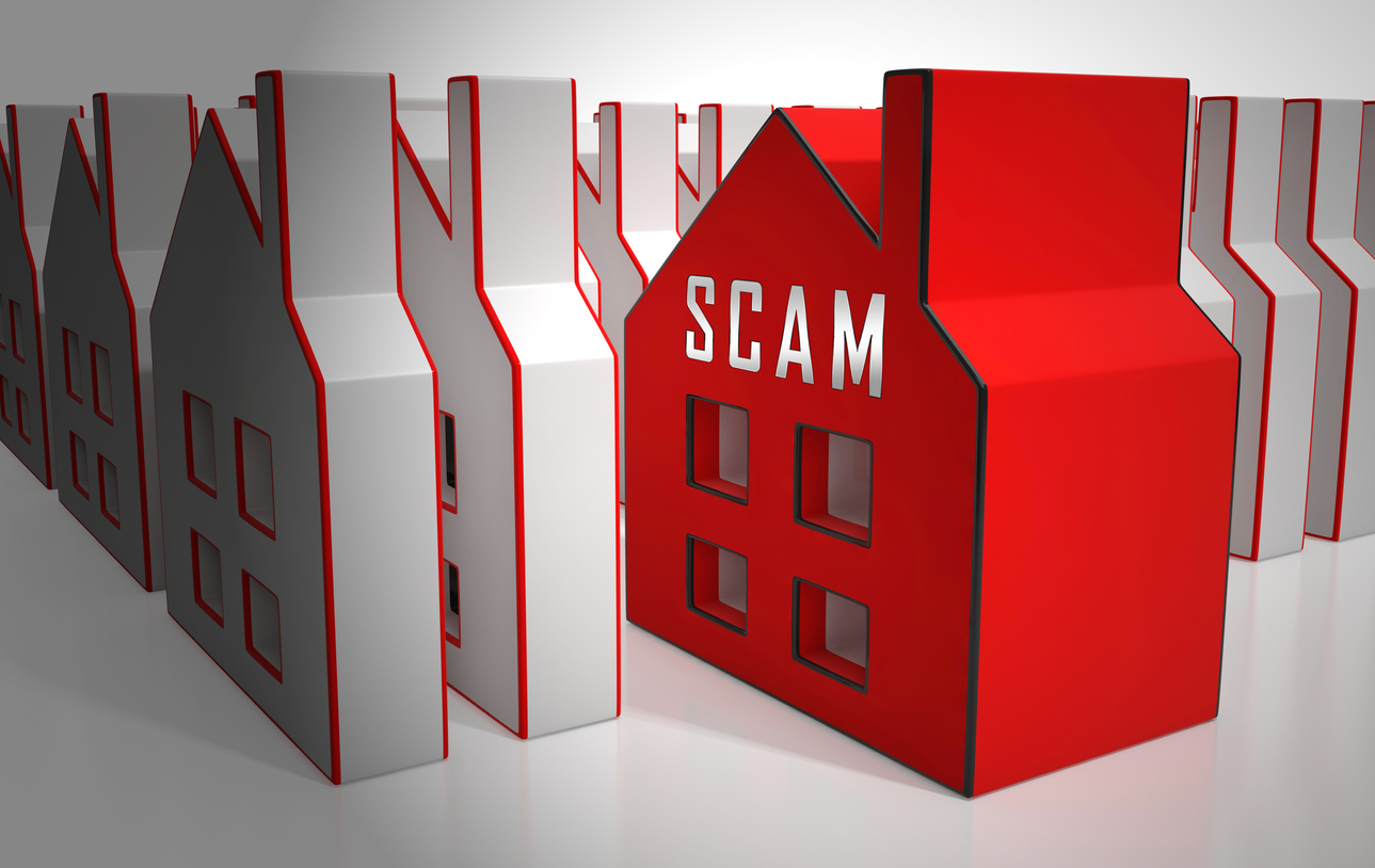 real estate fraud, scam, investment fraud,