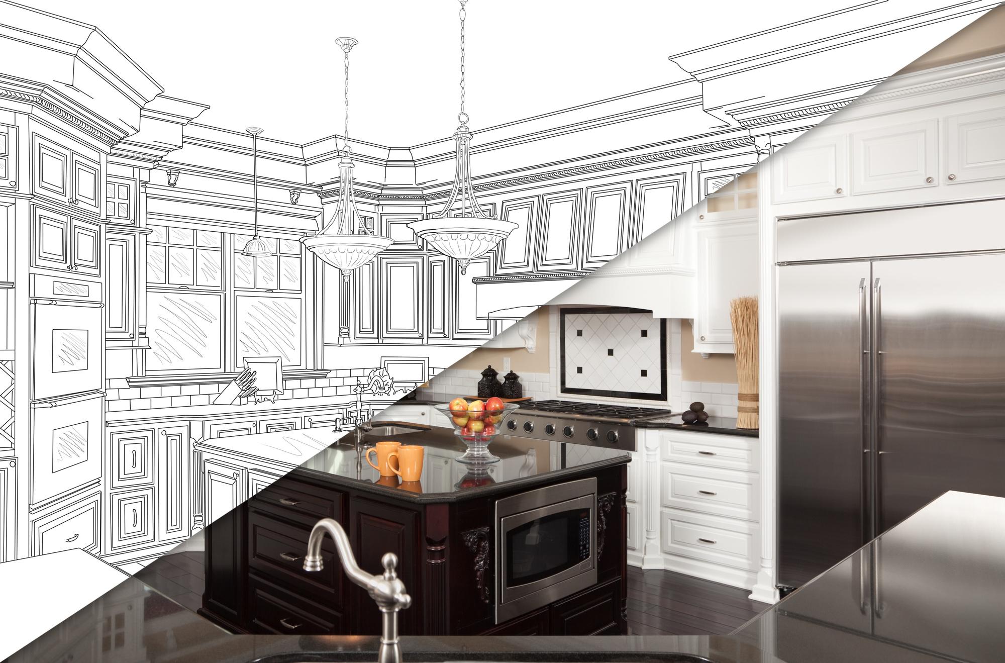 Renovation in real estate